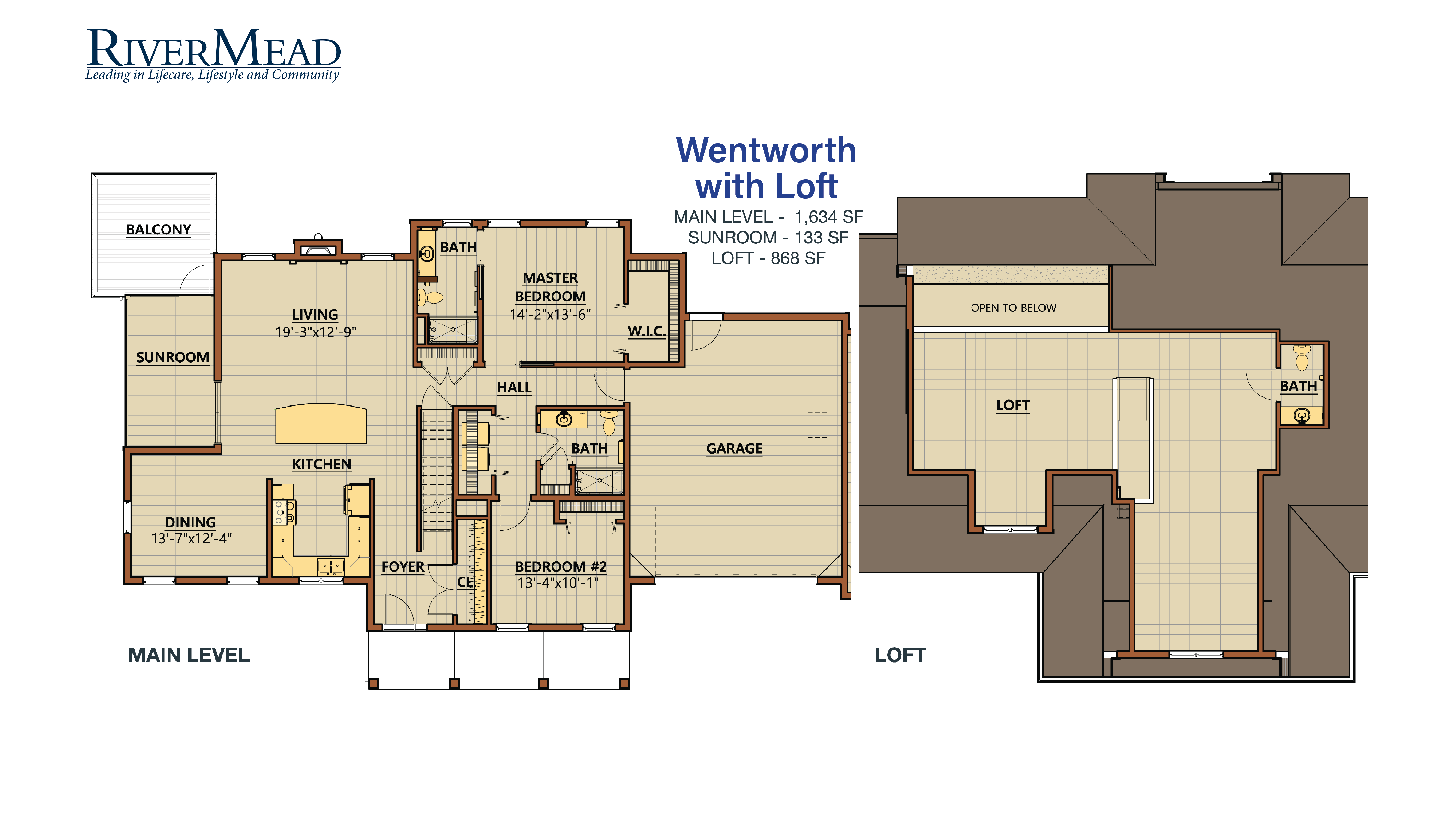 Site WENTWORTH with Loft